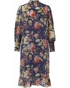 Notes Du Nord Maggie Silk Dress