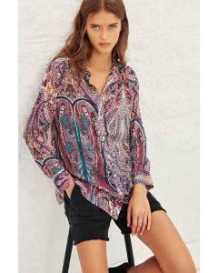 Ba&sh Blake Shirt