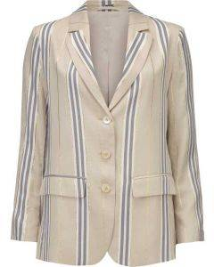 Gustav 31200 Striped Blazer