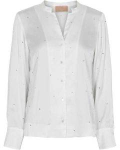 Gustav 39610 Florida Stretch Shirt White
