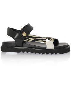 Billi Bi 4192-325 Zebra Comb. Sandal