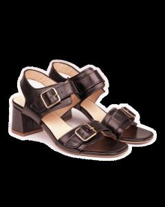 Angulus 5628 Sandal Med Blokhæl