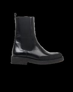 Angulus 7640-Støvle med elastik black
