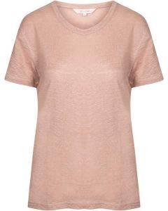 Gai & Lisva Liv T-shirt Lavender