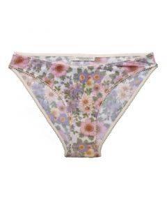 Underprotection Rania Briefs Flower